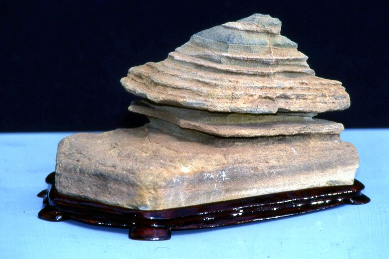 Foto 277, Suiseki, tempio pagoda.