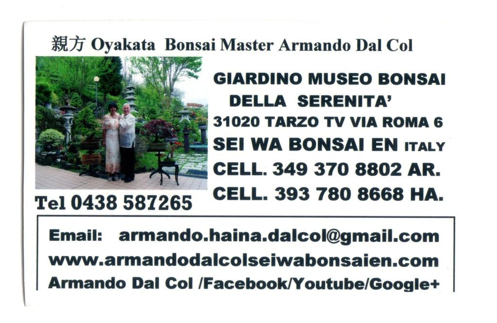 FOTO  DI ARMANDO E HAINA299